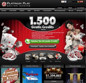 platinum play casino live chat