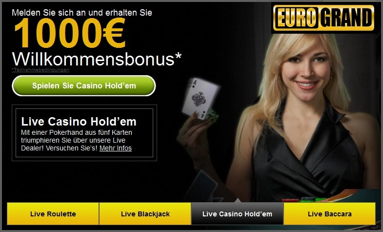 eurogrand live