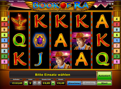 book of ra im browser spielen