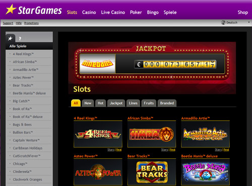 internet casino deutschland test